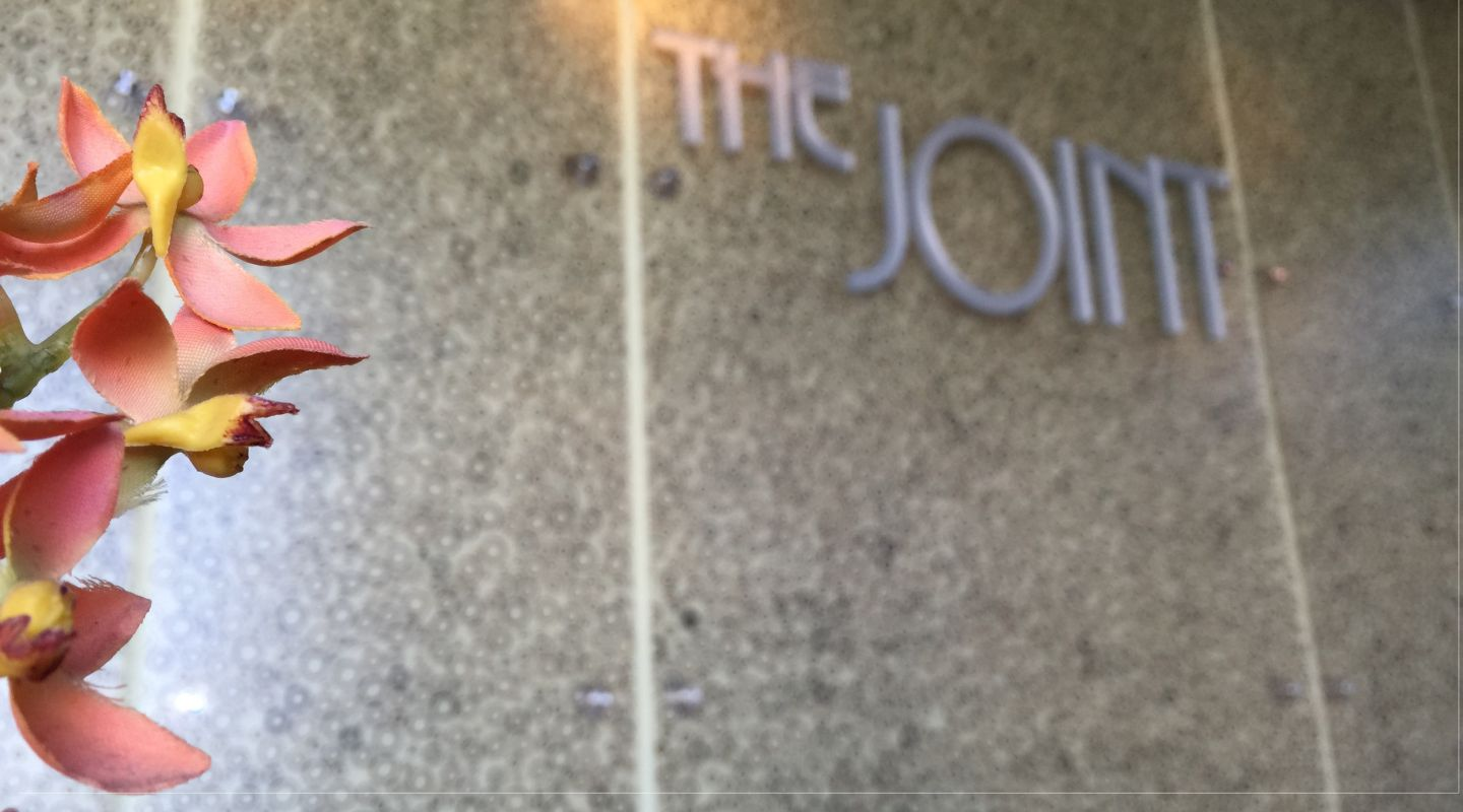 the joint wall logo