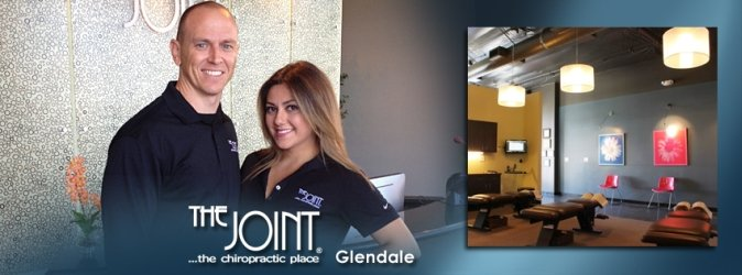 a picture of The Joint and staff in Glendale, CA.